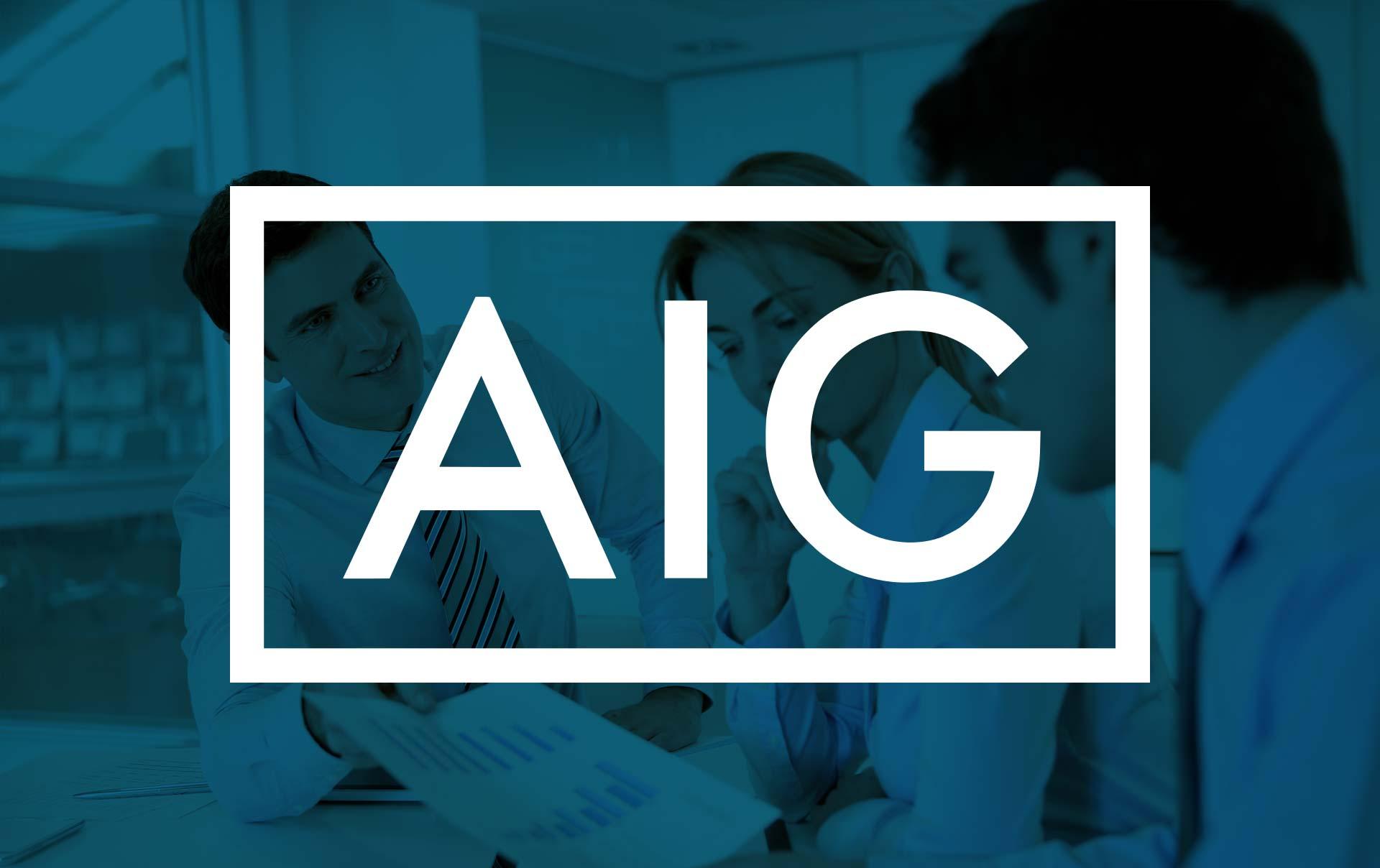 AIG case study mrmcentral